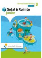 Getal en Ruimte Junior - groep 3 - Antwoordenboek deel 1