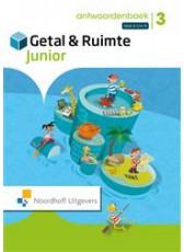 Getal en Ruimte Junior - groep 3 - Antwoordenboek deel 2