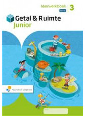 Getal en Ruimte Junior - groep 3 - Leerwerkboek Blok 6
