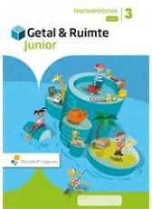 Getal en Ruimte Junior - groep 3 - Leerwerkboek Blok 8