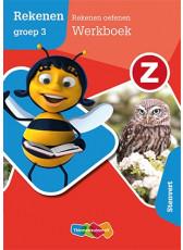 Z-Rekenen Rekenen oefenen - groep 3 - Werkboek
