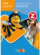 Z-Taal - NT2 Woordenschat B Stenvert - groep 6-8 Werkboek