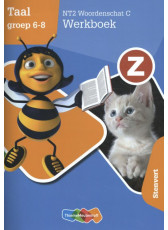 Z-Taal - NT2 Woordenschat C Stenvert - groep 6-8  Werkboek