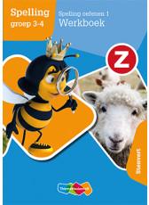 Z-Spelling - Spelling oefenen 1 Stenvert - groep 3-4 Werkboek