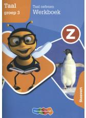 Z-Taal - Taal oefenen Stenvert - groep 3 Werkboek