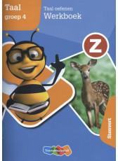 Z-Taal - Taal oefenen Stenvert - groep 4 Werkboek