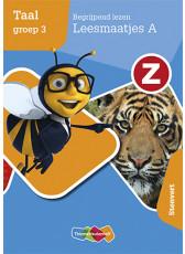 Z-Taal - Begrijpend lezen Leesmaatjes 3A Stenvert groep 3