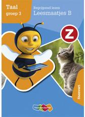 Z-Taal - Begrijpend lezen Leesmaatjes 3B Stenvert groep 3