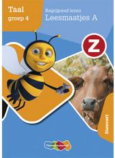 Z-Taal - Begrijpend lezen Leesmaatjes 4A Stenvert groep 4