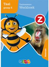 Z-Taal - Taalmeesters Werkboek Stenvert groep 5