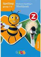 Z-Spelling - Werkwoordspelling 2 Stenvert - groep 7-8 Werkboek