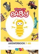 Take it easy 7/8 Antwoordenboek B