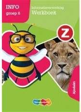 Z-Info groep 6 - Informatieverwerking Werkboek - Ajodakt