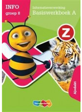 Z-Info groep 8 - Informatieverwerking Basiswerkboek A - Ajodakt