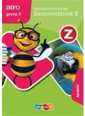 Z-Info groep 8 - Informatieverwerking Basiswerkboek B - Ajodakt