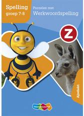 Z-Spelling - Puzzelen met werkwoordspelling Ajodakt - groep 7-8