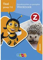 Z-Taal - Spreekwoorden en gezegden Werkboek - Ajodakt groep 7/8