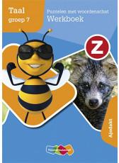 Z-Taal - Puzzelen met woordenschat Ajodakt - groep 7 Werkboek