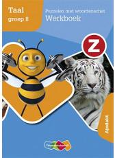 Z-Taal - Puzzelen met woordenschat Werkboek - Ajodakt groep 8