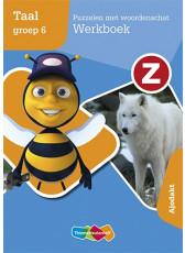 Z-Taal - Puzzelen met woordenschat Werkboek - Ajodakt groep 6