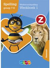 Z-Spelling - Werkwoordspelling 1 Stenvert - groep 7-8 Werkboek
