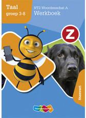 Z-Taal - NT2 Woordenschat A Stenvert - groep 3-8 Werkboek