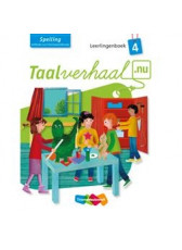 Taalverhaal.nu Spelling 4 Leerlingenboek