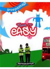 Take it easy 6 Groepsmap
