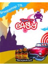 Take it easy 7/8 Groepsmap B