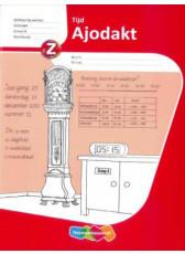 Ajodakt Rekenen Klokkijken Tijd groep 6 Werkboek
