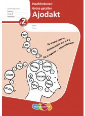 Ajodakt Rekenen 8 Hoofdrekenen Grote getallen Werkboek