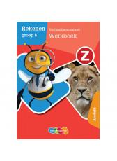 Z-Rekenen Verhaaltjessommen Ajodakt - groep 5 - Werkboek