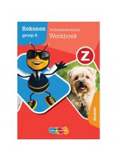 Z-Rekenen Verhaaltjessommen  Ajodakt - groep 6 - Werkboek