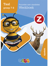 Z-Taal - Puzzelen met zinsdelen - Ajodakt groep 7-8