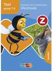 Z-Taal - Puzzelen met woordsoorten - Ajodakt groep 7-8
