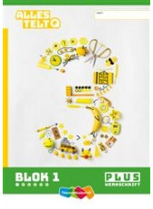 Alles telt Q 3 Pluswerkschrift blok 1 t/m 6