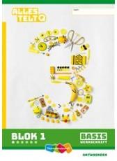 Alles telt Q 3 Antwoordschrift Basis blok 1 t/m 6