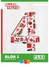 Alles telt Q 4 Pluswerkschrift blok 1 t/m 6