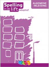 Spelling in de lift adaptief - handleiding