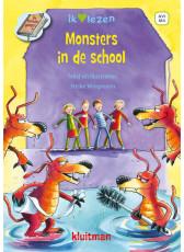 Ik hartje lezen. Monsters in de school (AVI M4)