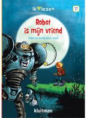 Ik hartje lezen. Robot is mijn vriend (AVI E3)