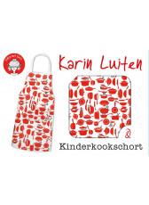 Koken met Karin - Kinderkookschort