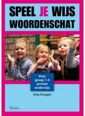 Speel je wijs Woordenschat (boek) (ISBN 9789023251507)