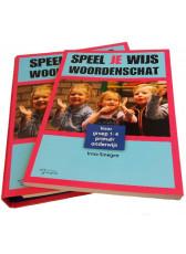 789023253112 Speel je wijs Woordenschat Set. boek en map