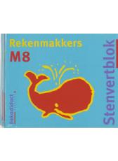 9789026224089 Stenvert Rekenmakkers M8