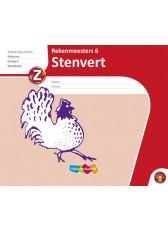 9789026224201 Stenvert Rekenmeesters 6