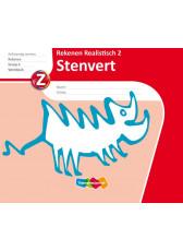9789026224416 Stenvert Rekenen Realistisch 2