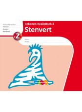 9789026224454 Stenvert Rekenen Realistisch 4