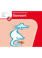 9789026224478 Stenvert Rekenen Realistisch 5