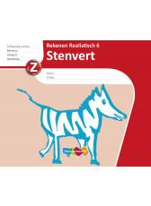 9789026224492 Stenvert Rekenen Realistisch 6